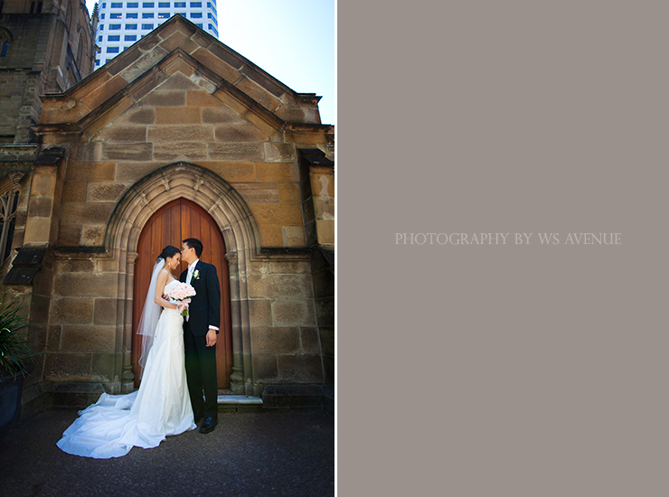 Sydney wedding photography - Dan and Lily