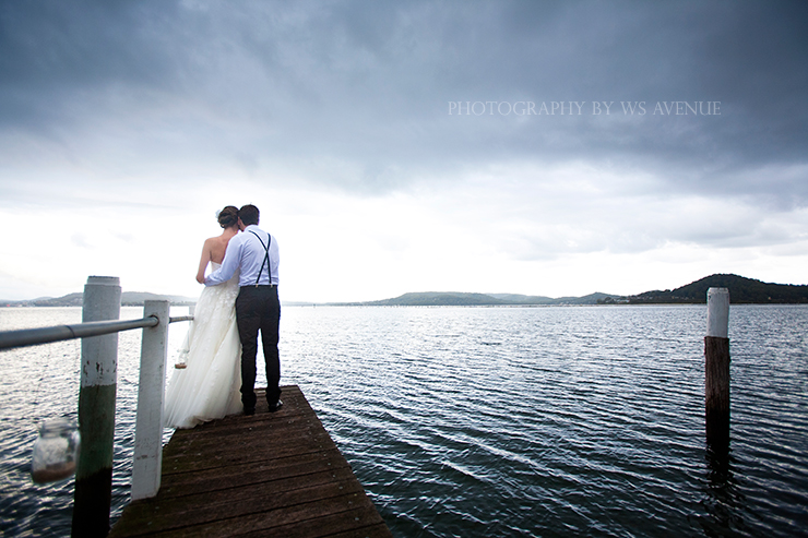 Sydney wedding photography - Jorge and Claire