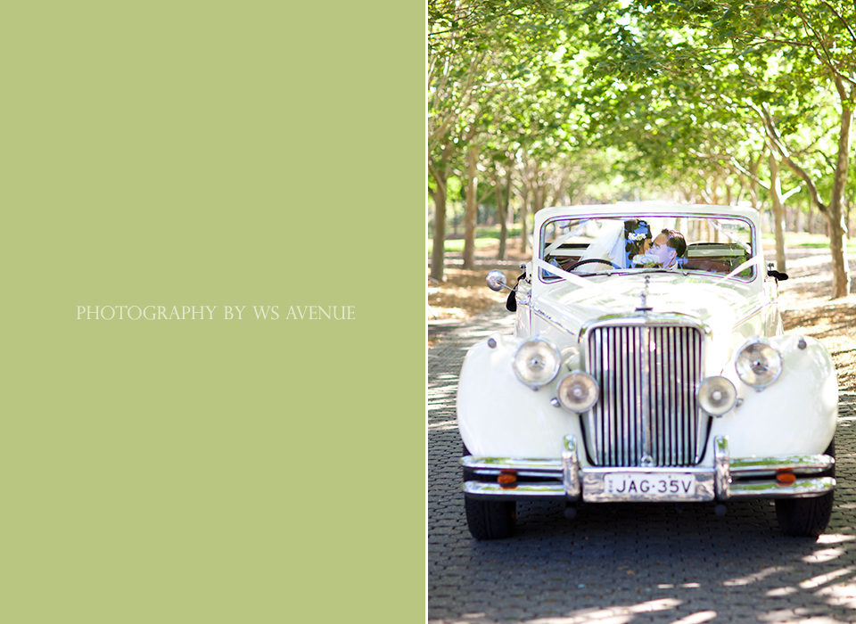 WS Avenue Photography: Sydney weddings