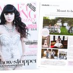 Complete Wedding Magazine ~ Carl and Meaghan's wedding