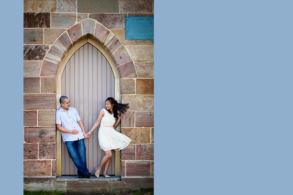 WS Avenue Photography Pre-wedding ~ Brendan and Helen