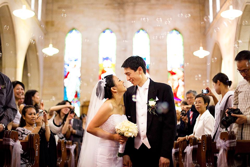 WS Avenue Photography Wedding ~ Arthur and Anna