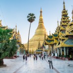 Travel shot – Shwedagon Pagoda, Yangon